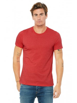 Bella + Canvas 3001CVC Unisex Heather CVC T-Shirt