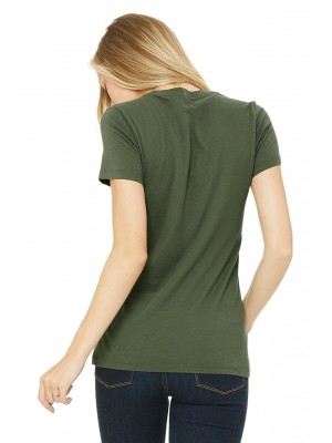 Bella + Canvas B6004 Ladies' The Favorite T-Shirt DTG