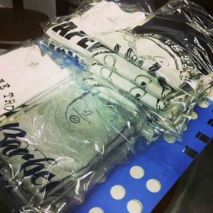 Screen Printing - Polybags